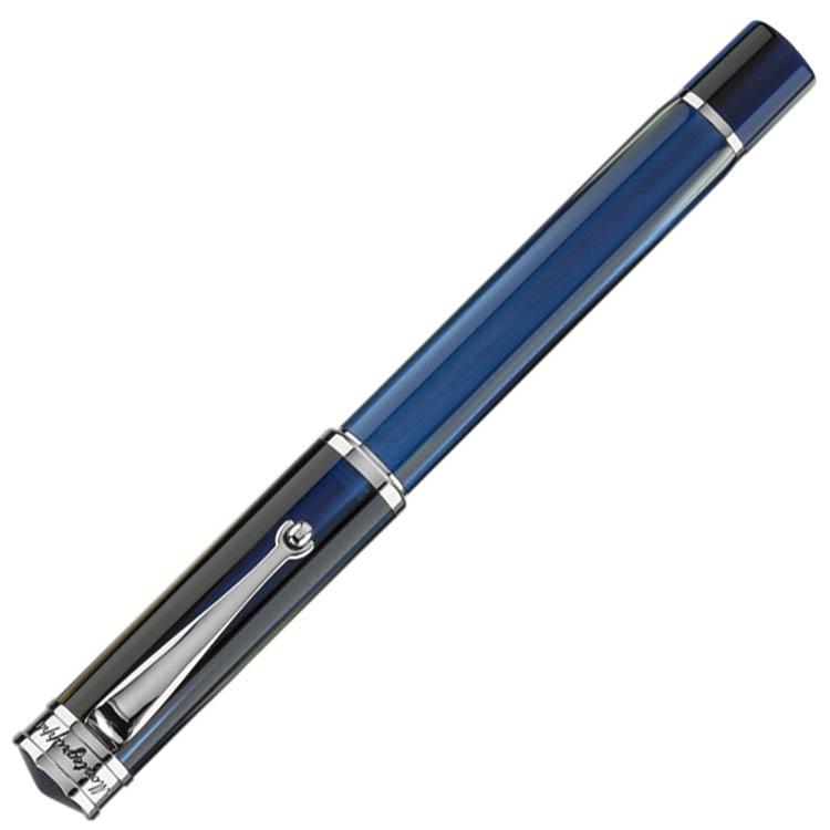 Шариковая синяя ручка Montegrappa Ducale Murano Mare
