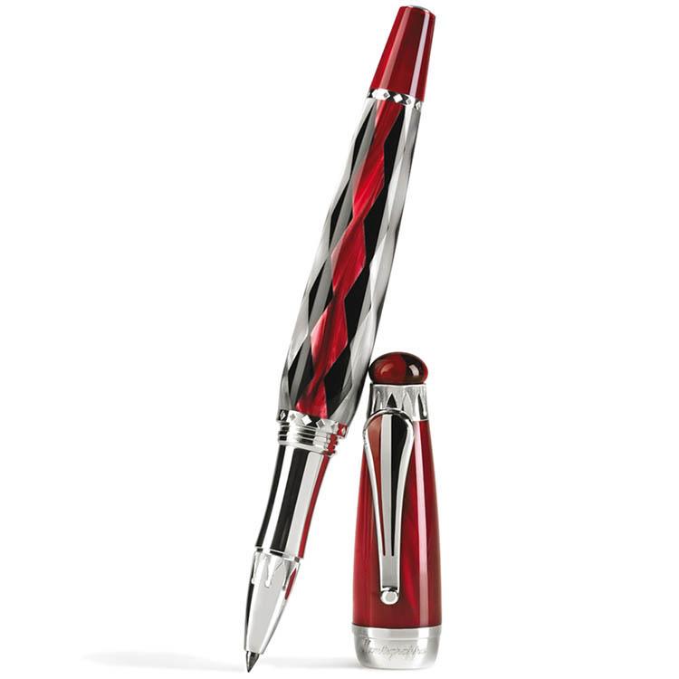 Коллекционная ручка-роллер Montegrappa Rigoletto с муранским стеклом