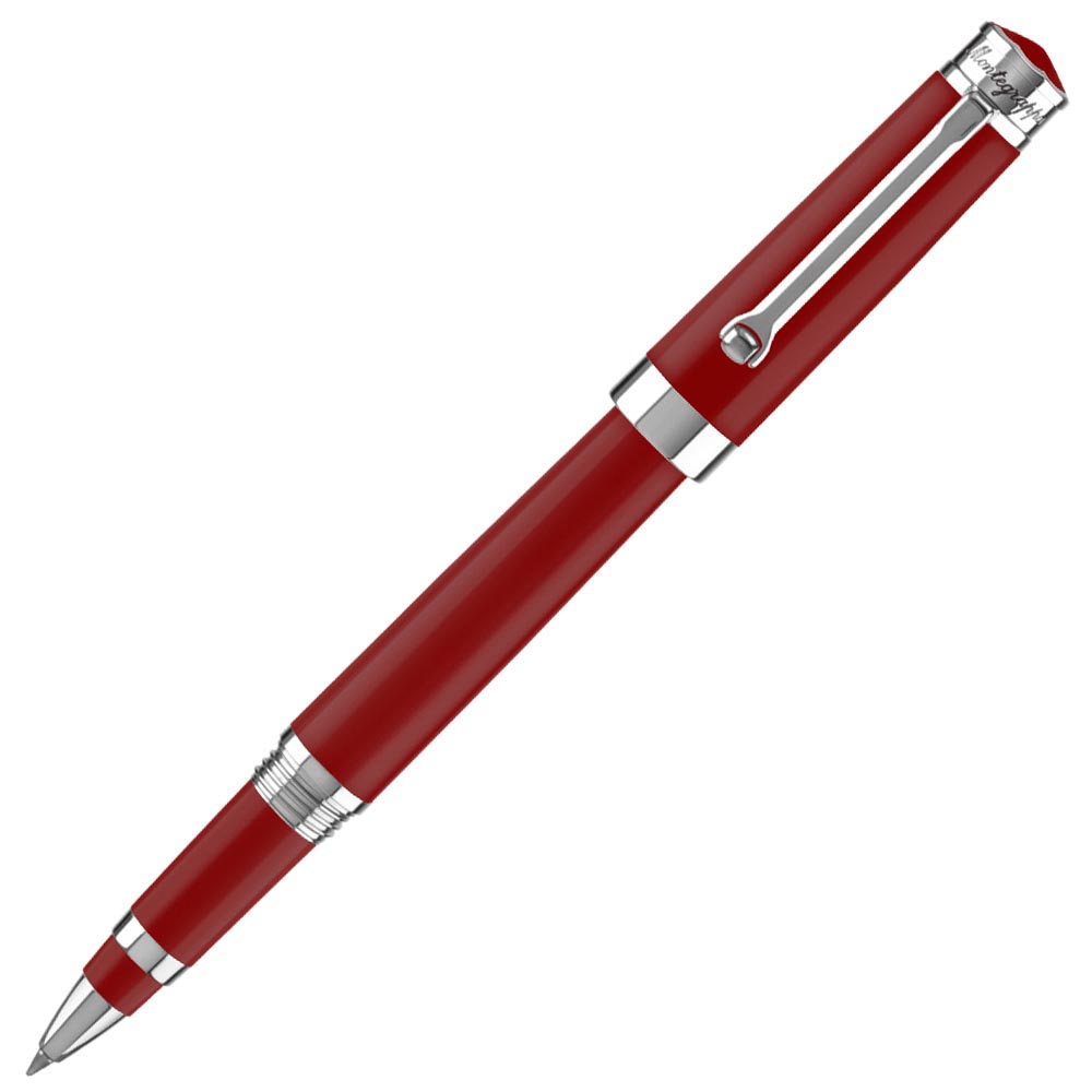 Красная роллерная ручка Montegrappa Parola Amarone Red