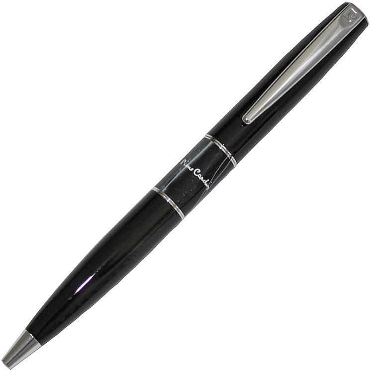 Ручка шариковая Libra Pierre Cardin черного цвета