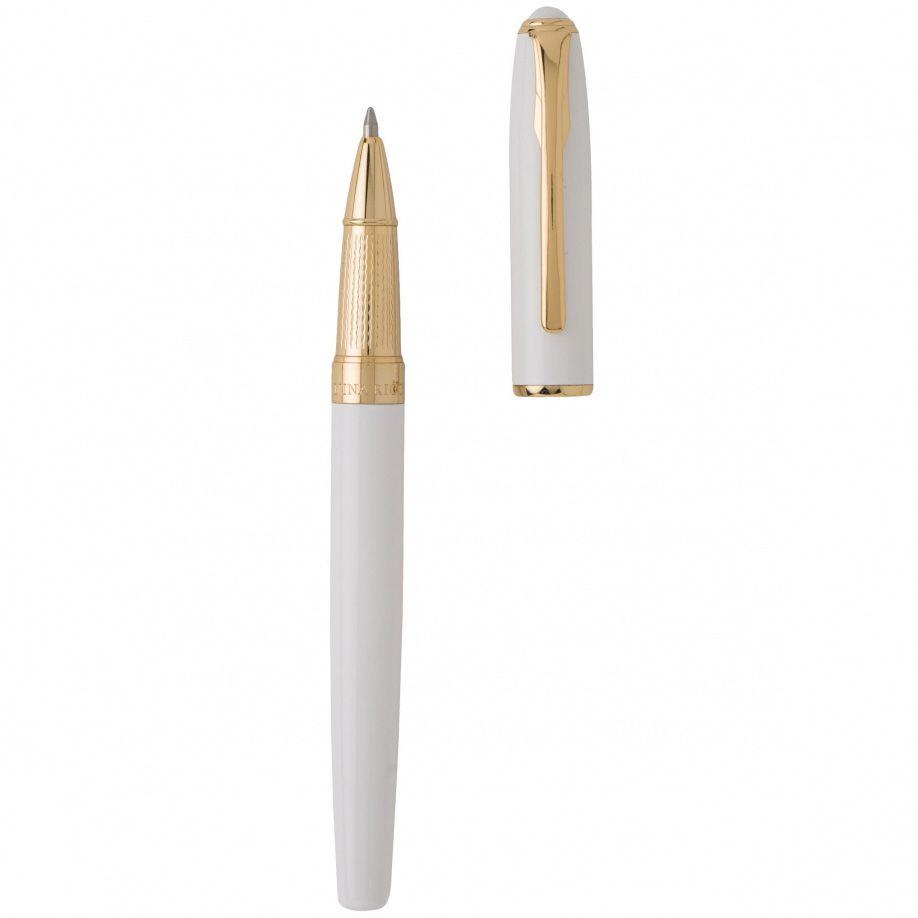 Ручка-роллер Nina Ricci Caprice White