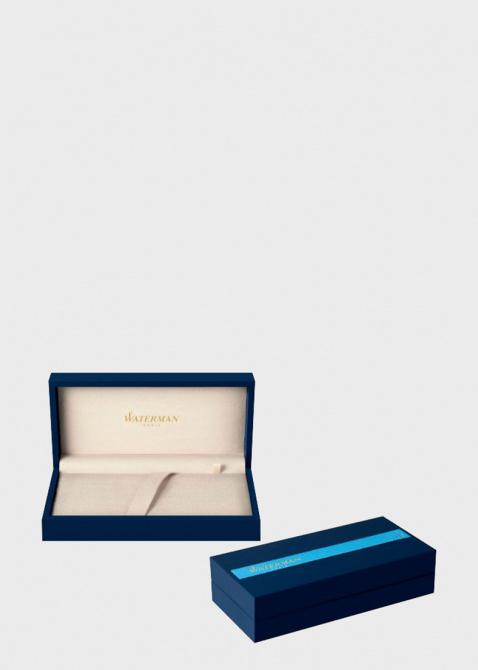 Серебряная перьевая ручка Waterman Edson 125 Anniversary PT, фото
