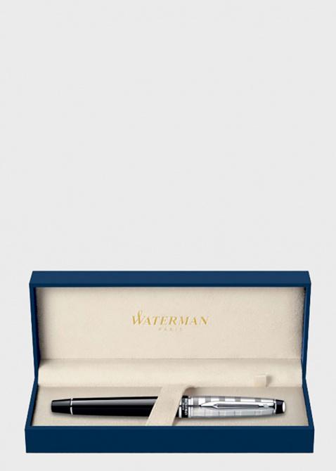 Перьевая ручка Waterman Expert Deluxe Black CT, фото