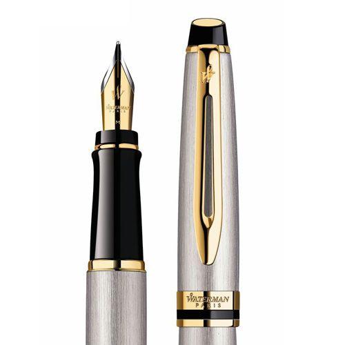 Перьевая ручка Waterman Expert SS GT, фото