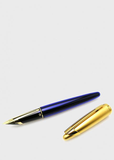 Перьевая ручка Waterman Edson Sapphire Blue, фото