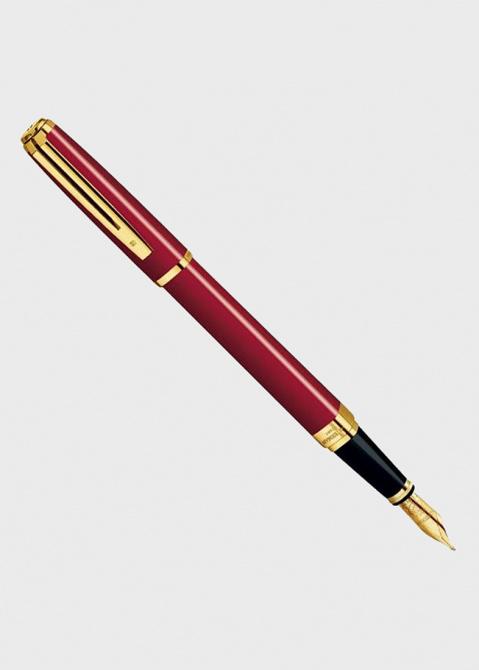 Перьевая ручка Waterman Exception Slim Red GT, фото