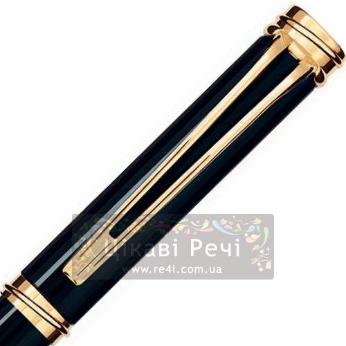 Перьевая ручка Waterman Harmonie Black GT, фото