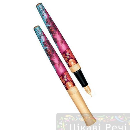 Перьевая ручка Waterman Audace Indian Vibes GT, фото