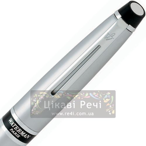 Перьевая ручка Waterman Expert Satin Chrome CT, фото