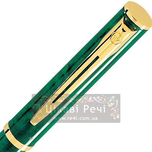 Перьевая ручка Waterman Apostrophe GT Green, фото