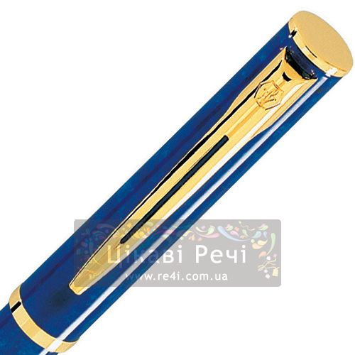 Перьевая ручка Waterman Apostrophe GT Blue, фото