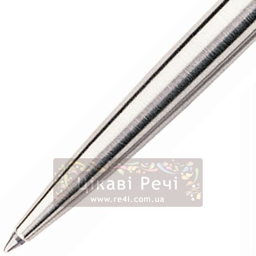 Шариковая ручка Parker Jotter SS CT, фото