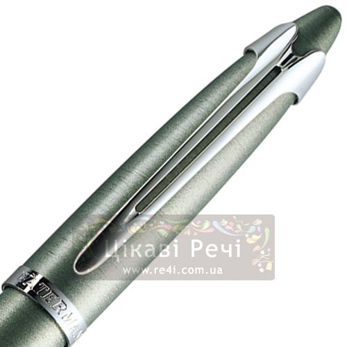 Перьевая ручка Waterman ICI & LA CT Silver Mist, фото