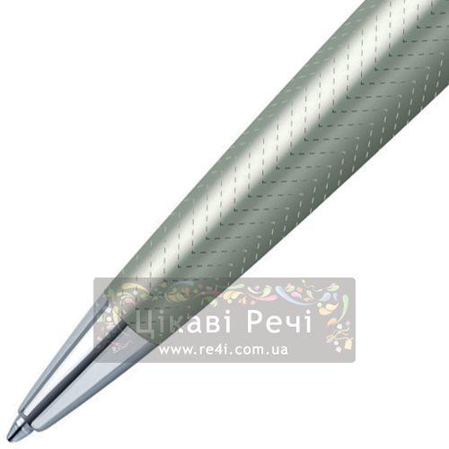 Шариковая ручка с чехлом Waterman Expert Urban Silver CT, фото