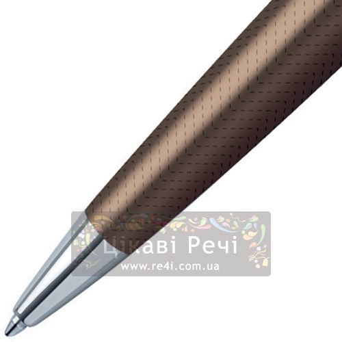 Шариковая ручка с чехлом Waterman Expert Urban Brown CT, фото