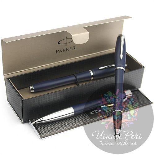 Перьевая ручка Parker Urban Night Sky Blue CT, фото