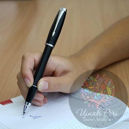 Ручка-роллер Parker Urban Muted Black CT, фото