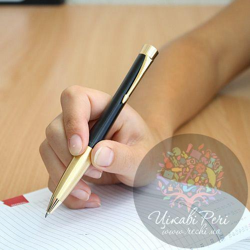 Шариковая ручка Parker Urban Muted Black GT, фото