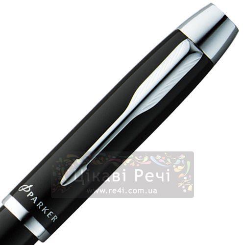 Перьевая ручка Parker IM Black CT, фото