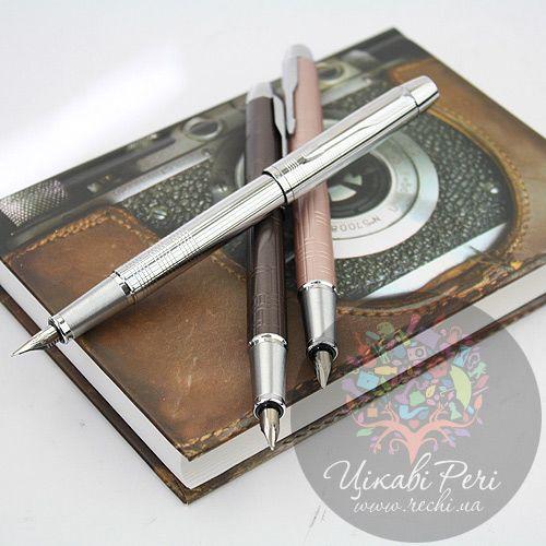 Перьевая ручка Parker IM Premium Metallic Brown, фото