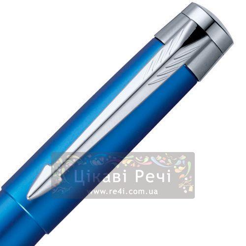 Перьевая ручка Parker Esprit Matte Blue Metal CT, фото