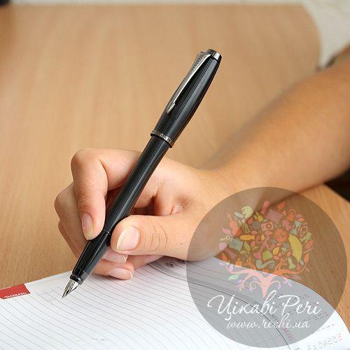 Перьевая ручка Parker Urban Premium Matt Black, фото
