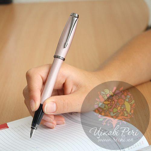 Перьевая ручка Parker Urban Premium Metallic Pink, фото