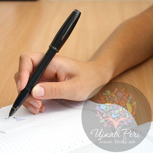 Ручка-роллер Parker Urban Premium Matt Black, фото