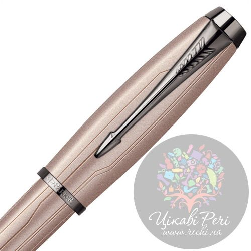 Ручка-роллер Parker Urban Premium Metallic Pink, фото