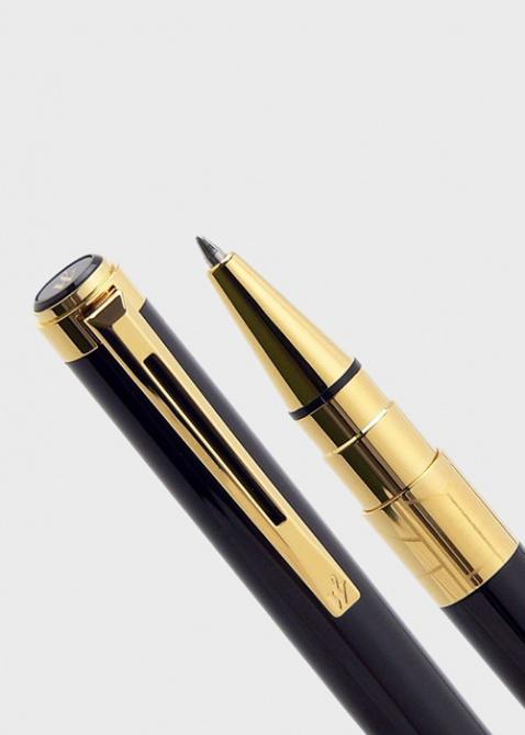 Шариковая ручка Waterman Perspective Black GT, фото