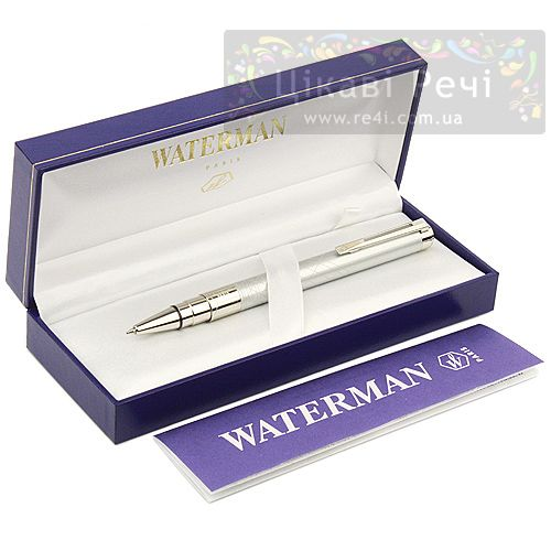 Шариковая ручка Waterman Perspective Silver NT, фото