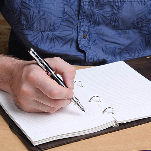 Ручка перьевая S.T.Dupont Limited Magic wishes, фото