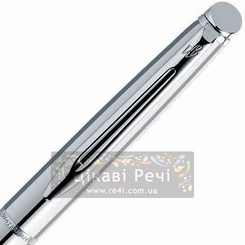 Шариковая ручка Waterman Hemisphere Starlight Palladium CT, фото