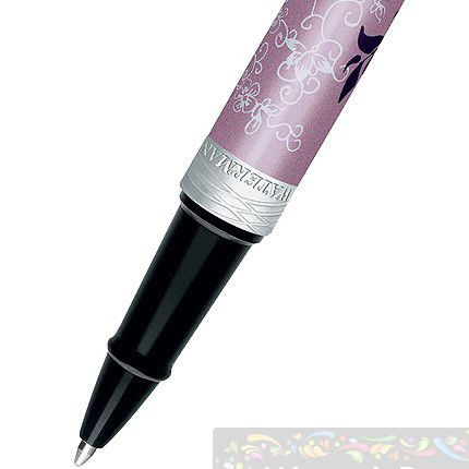 Шариковая ручка Waterman Audace Enchanted Garden CT, фото