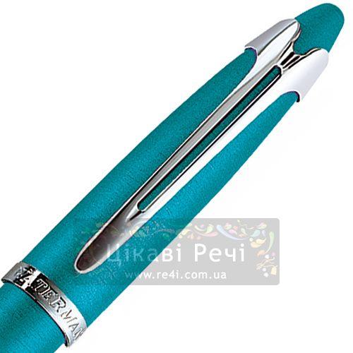 Шариковая ручка Waterman ICI & LA CT Turquoise, фото