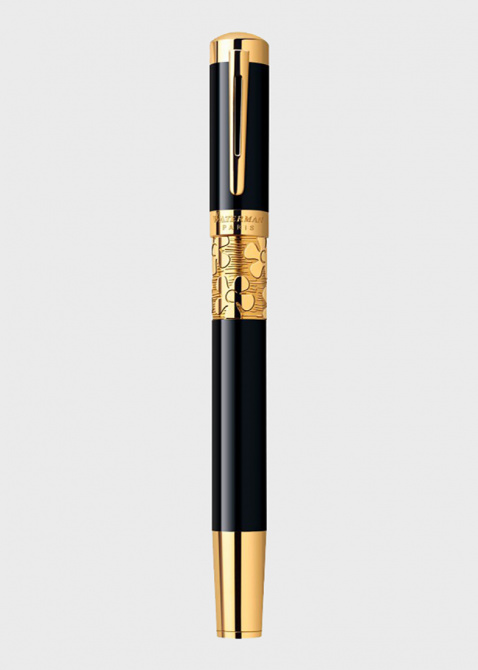 Ручка-роллер Waterman Elegancе Black GT, фото