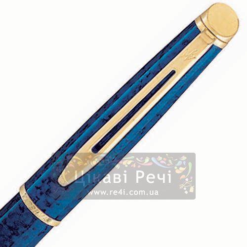 Ручка-роллер Waterman Hemisphere Marblad Blue, фото