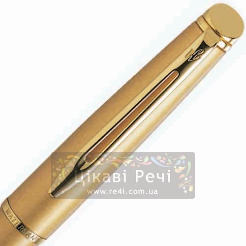 Ручка-роллер Waterman Hemisphere Stardust Gold GT, фото