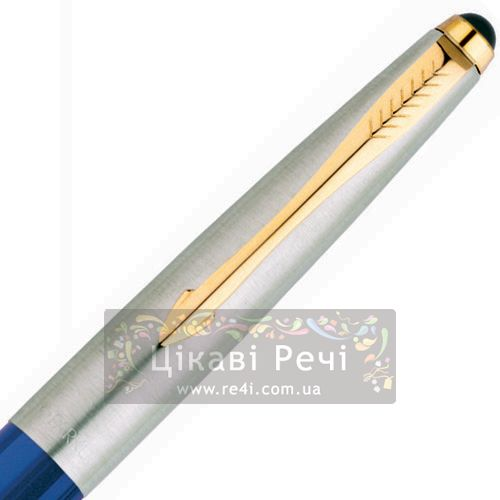 Ручка-роллер Parker Parker 45 Special GT New Blue, фото