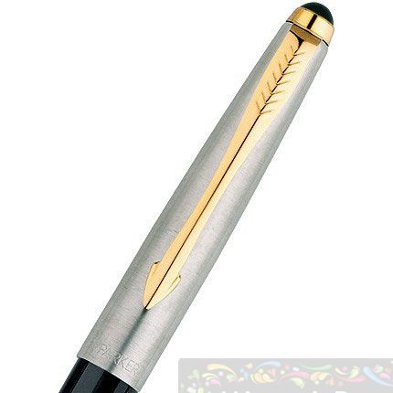 Шариковая ручка Parker Parker 45 Special GT Black, фото