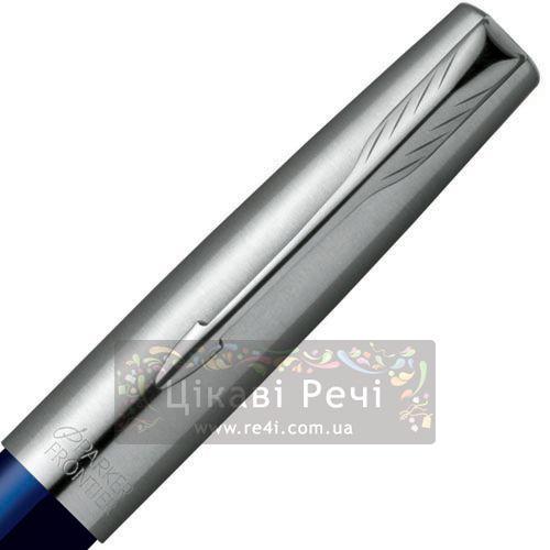 Перьевая ручка Parker Frontier Translucent Blue New, фото