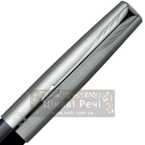 Ручка-роллер Parker Frontier Translucent Black, фото