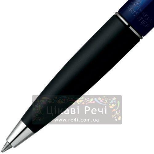 Шариковая ручка Parker Frontier Translucent Blue, фото