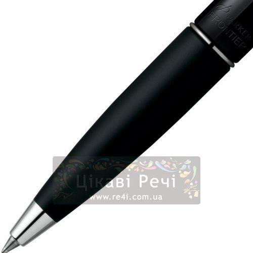 Шариковая ручка Parker Frontier Translucent Black, фото