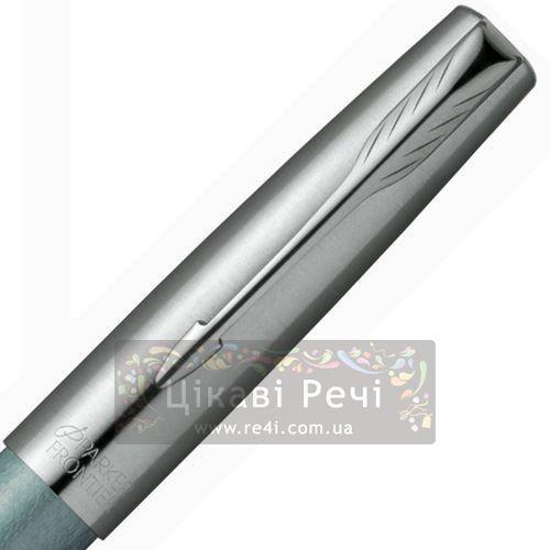 Перьевая ручка Parker Frontier Luna Blue CT, фото