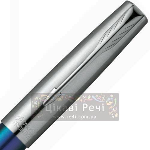Ручка-роллер Parker Frontier Twilight-Blue CT, фото