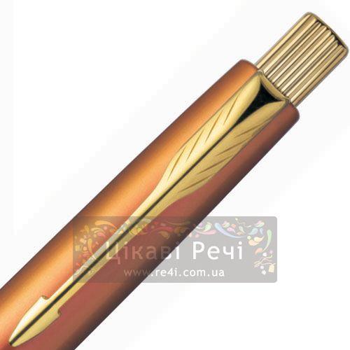 Шариковая ручка Parker Frontier Dawn-Orange GT, фото