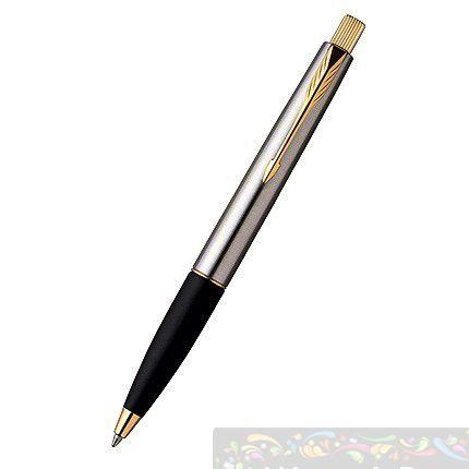 Шариковая ручка Parker Frontier SS GT, фото