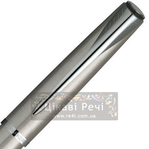 Перьевая ручка Parker Latitude Stainless Steel CT, фото