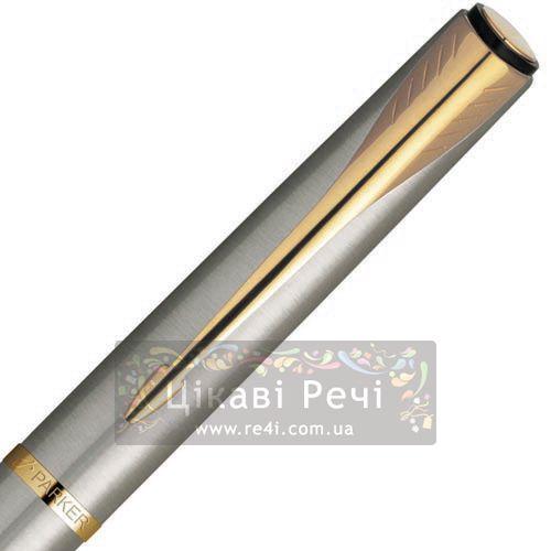 Шариковая ручка Parker Latitude Stainless Steel GT, фото